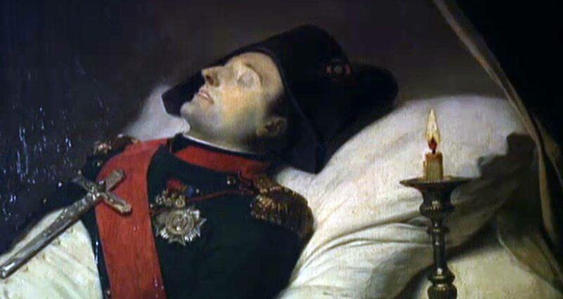 Napolyon Bonapart Ölümü