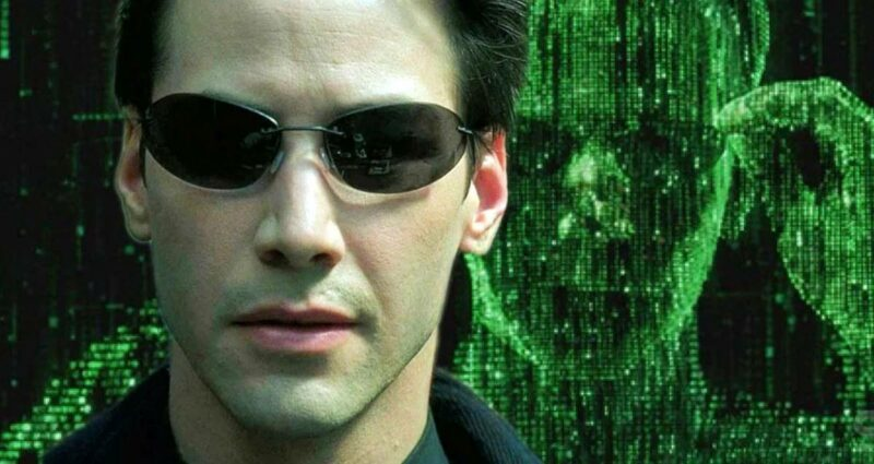 The Matrix Neo