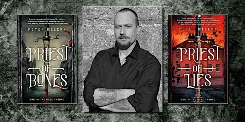 Priest of Bones Dizi Peter Mclean War for the Rose Throne
