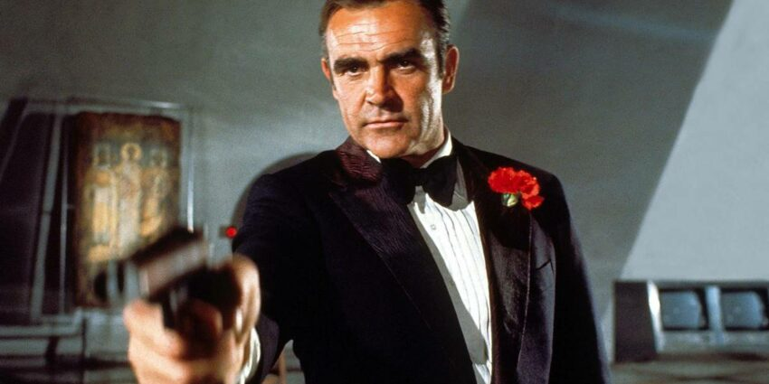 Sean Connery - James Bond