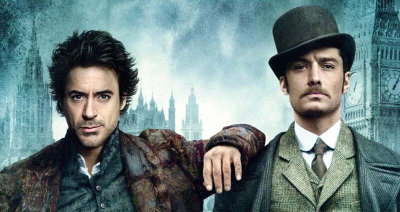 Sherlock Holmes Sinematik Evreni