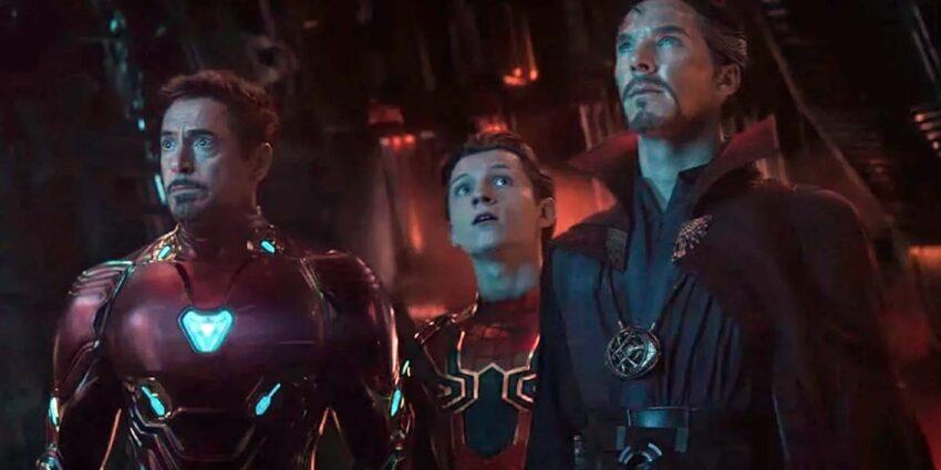 Spider-Man 3 Doctor Strange Benedict Cumberbatch