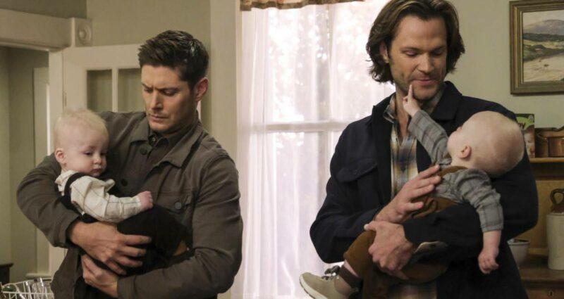 Supernatural 15. Sezon