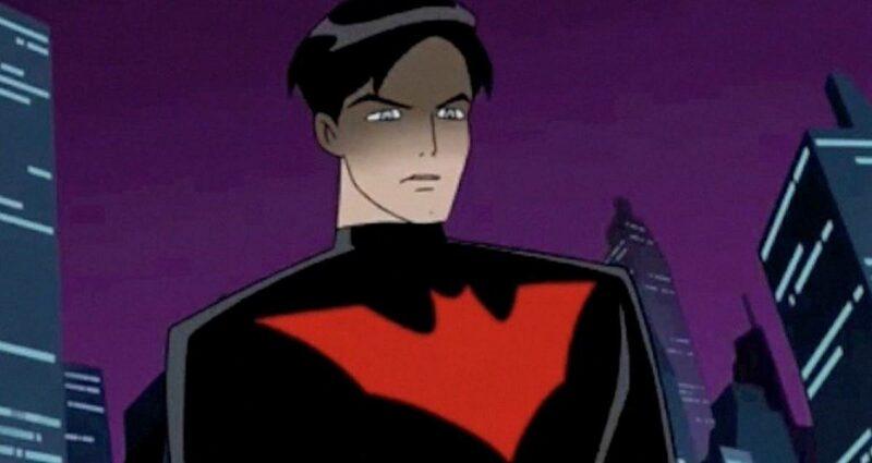 Terry McGinnis The Batman