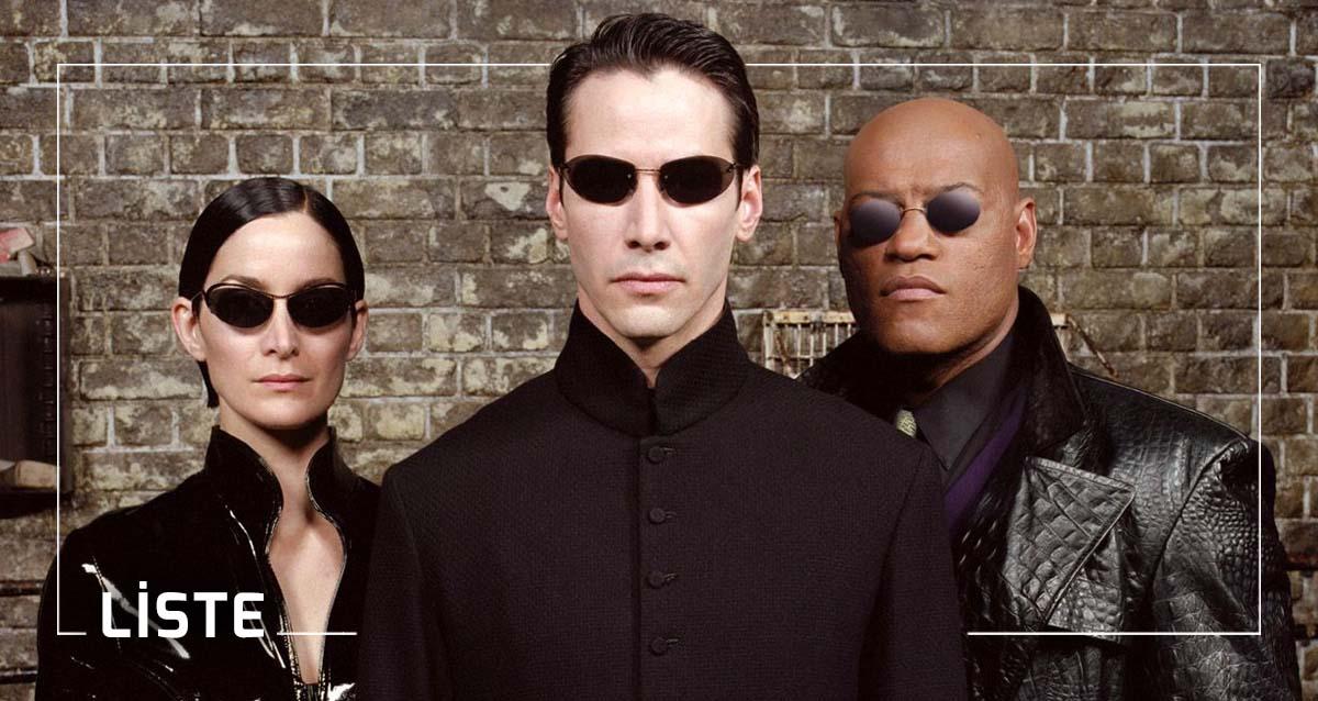 The Matrix Başrolleri Oyuncular