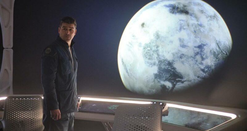 The Midnight Sky film george clooney netflix