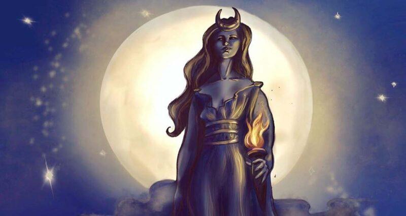Ay Tanrıçası çin mitolojisi