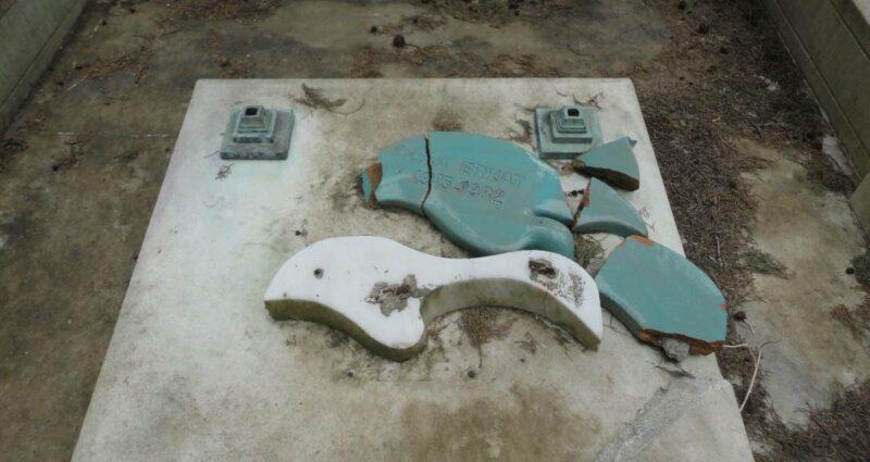 Azra Erhat Mezarı Restorasyon