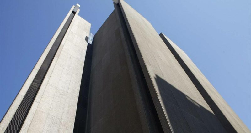 Buffalo Şehir Mahkeme Binası, Buffalo - Brütalist Mimari