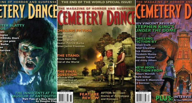 Cemetary Dance Magazine
