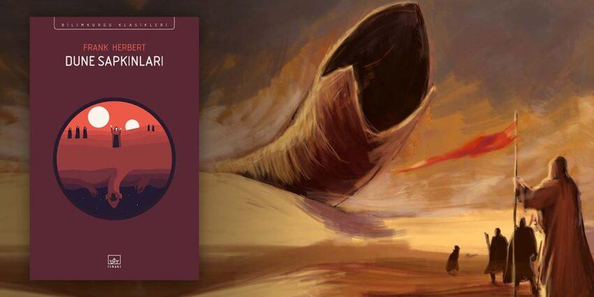 Dune Sapkınları - Frank Herbert