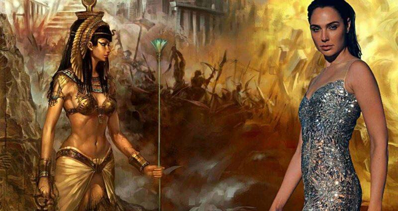Gal Gadot - Cleopatra Filmi