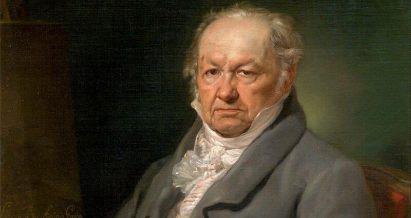 Francisco Goya Portresi