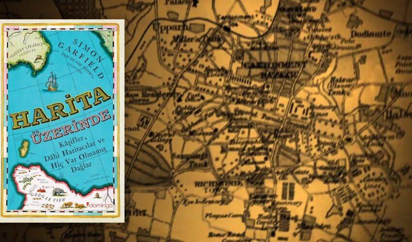 Harita Uzerinde Simon Garfield