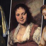 Rembrandt Johannes Vermeer Frans Hals
