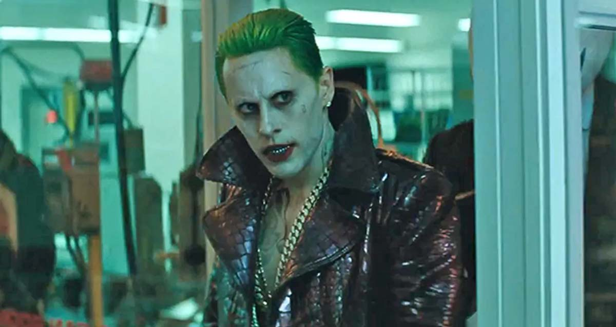 jared leto joker justice league