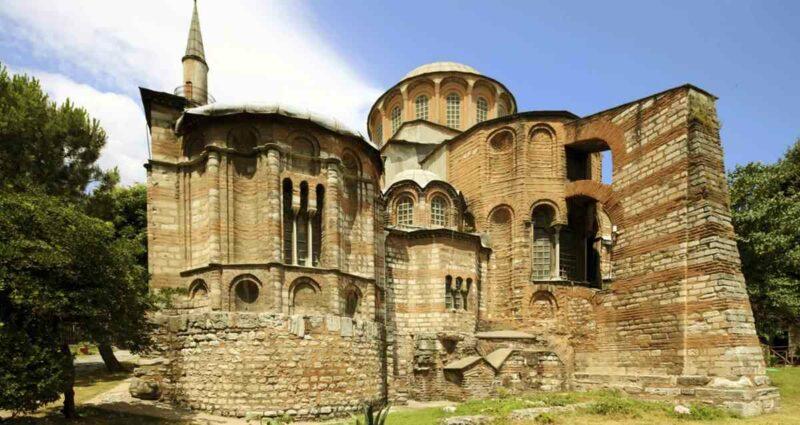 Biserica Moscheii Muzeului Kariye