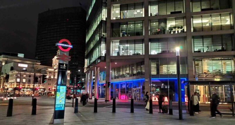 Londra Metro