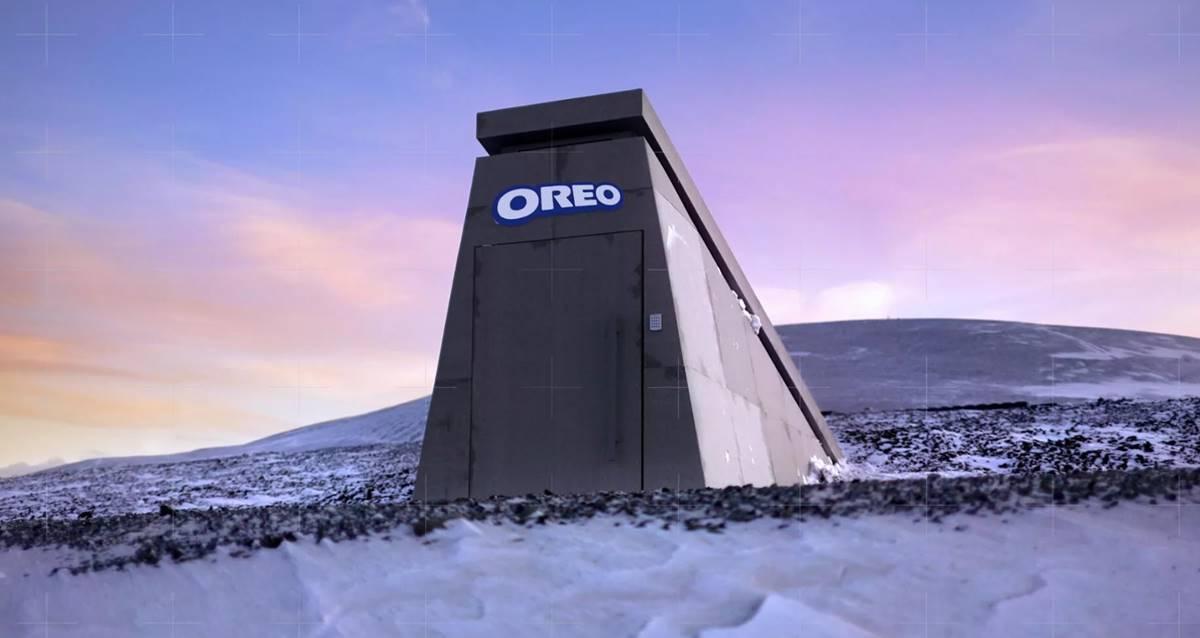 Oreo Kıyamet Sığınak Depo