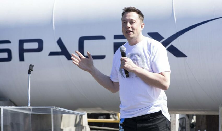 SpaceX Dizisi HBO Elon Musk