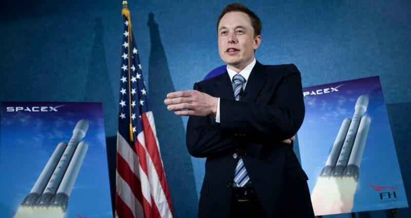 SpaceX Dizisi HBO Elon Musk