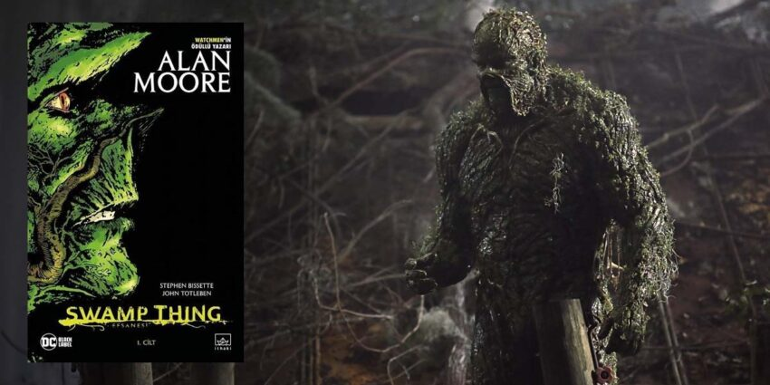 Swamp Thing Efsanesi 1. Cilt - Alan Moore