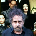 The Addams Family Dizisi Tim Burton
