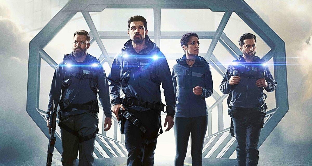 The Expanse 5. Sezon Fragmanı