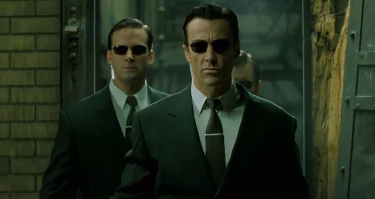 the matrix 4 Ajan Johnson Daniel Benhaldt yeni