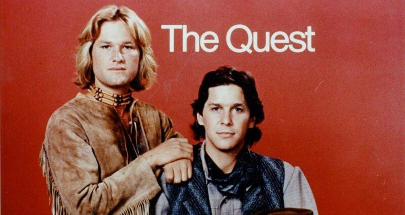 the quest dizi