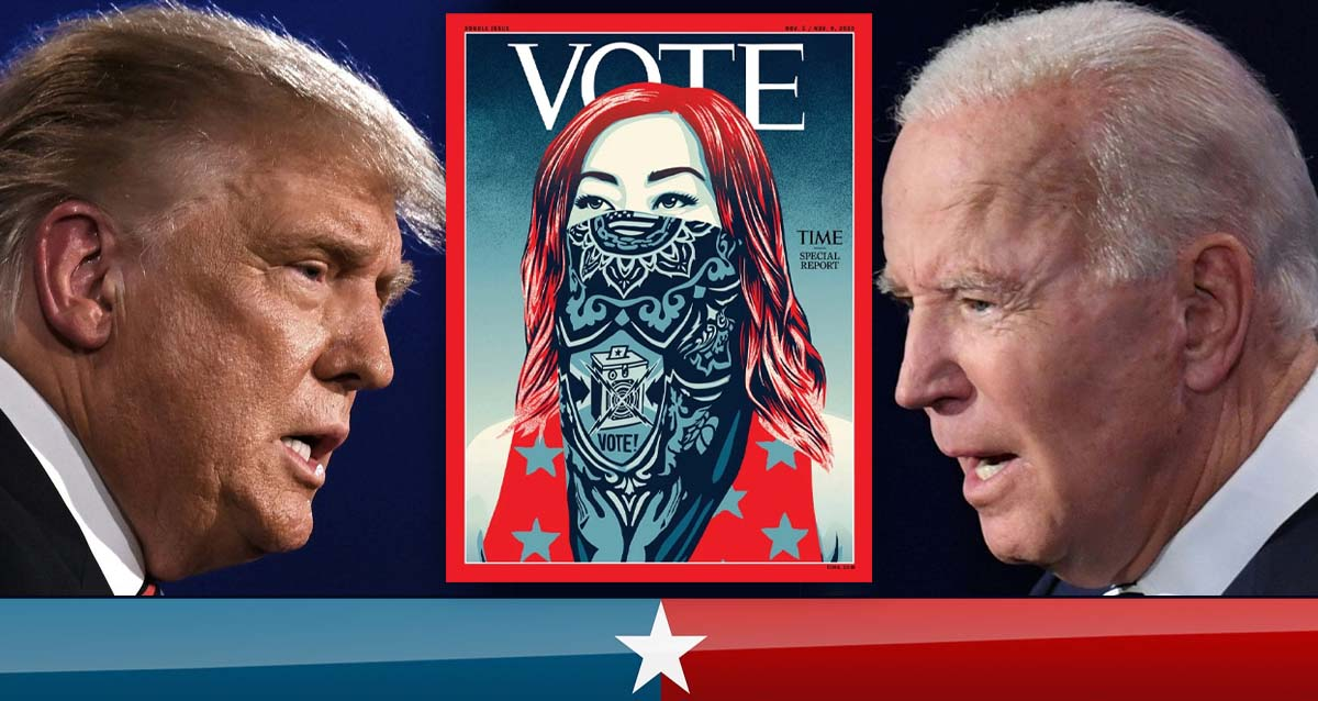 Time Dergisi kapak logo vote