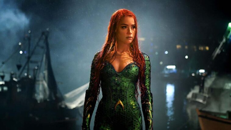 Aquaman 2 Amber Heard