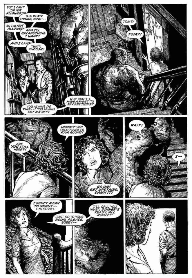 Monsters - Barry Windsor-Smith