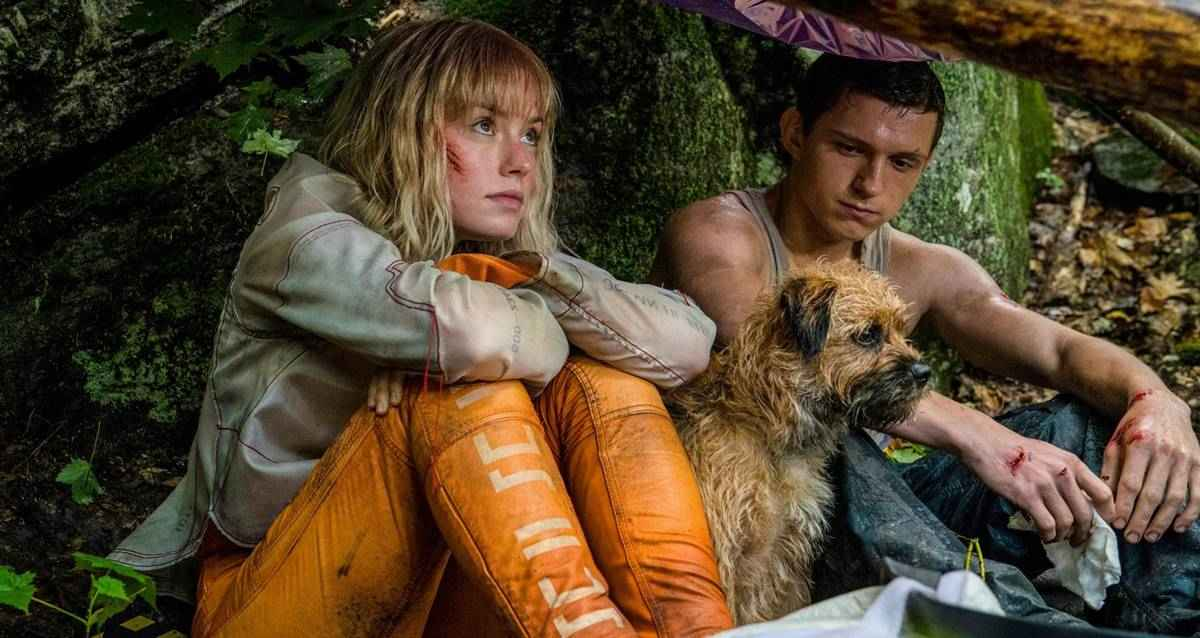 Chaos Walking 2020 Fragman