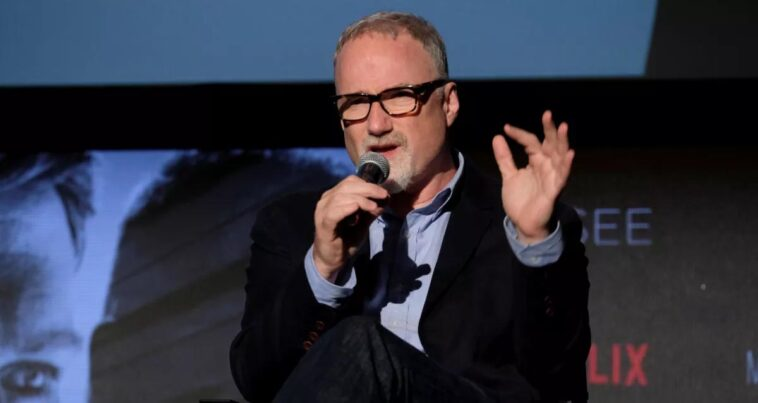 David Fincher Mank