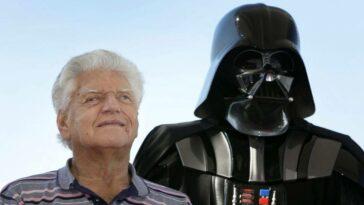 David Prowse Darth Vader Star Wars