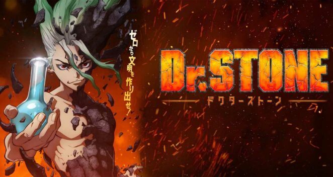 Dr. Stone 2. sezon anime