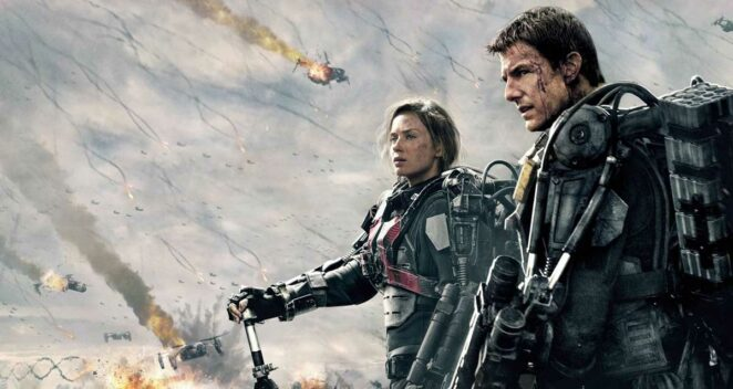 Edge of Tomorrow Time Loop