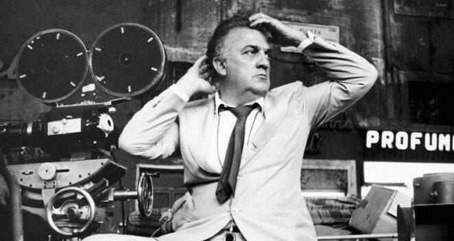 Federico Fellini yönetmen