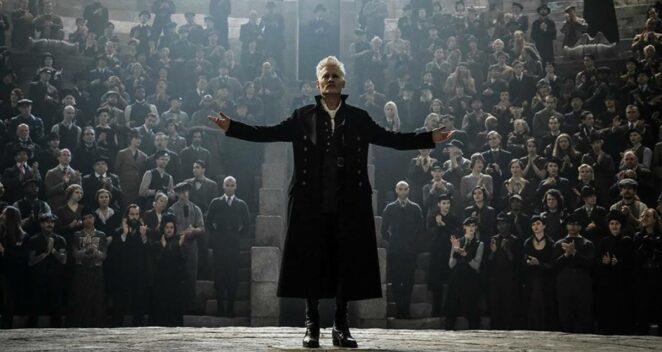 Johnny Depp - Fantastic Beasts 3 Ayrılık