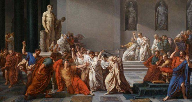 Julius Caesar Suikastı