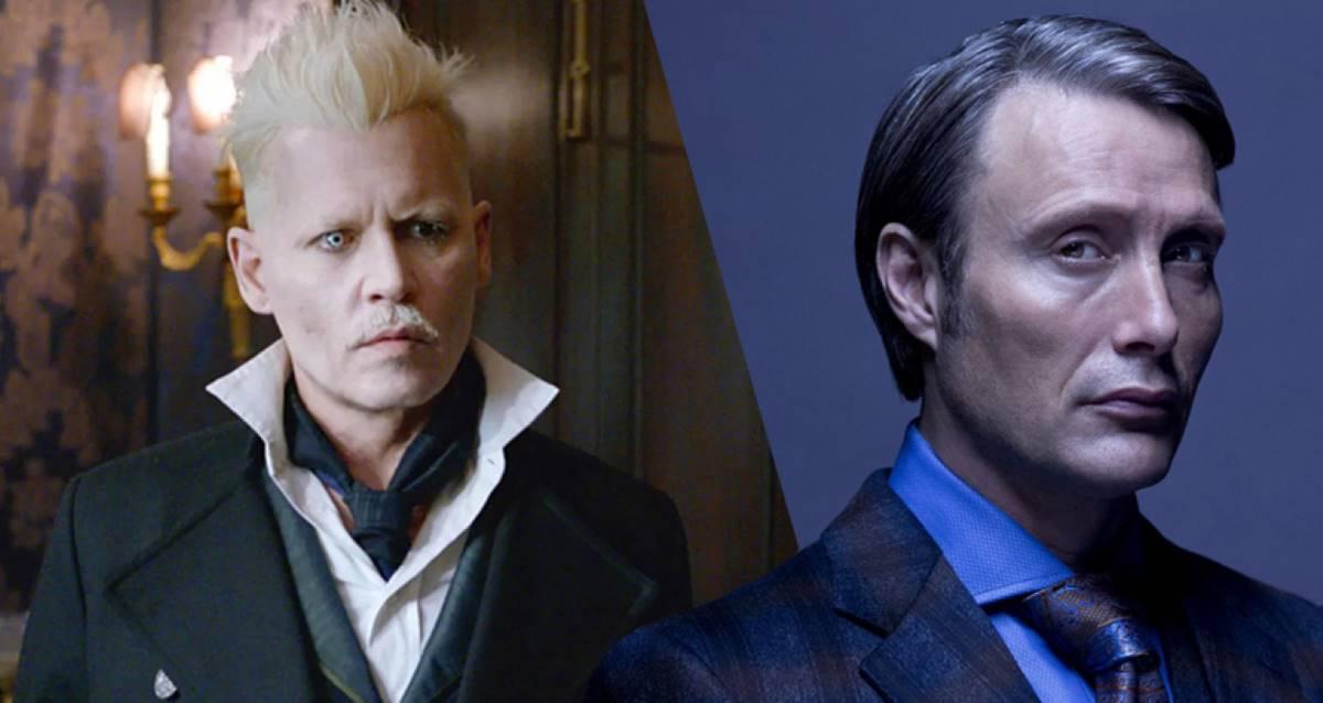 Mads Mikkelsen Fantastic Beasts 3 Gellert Grindelwald