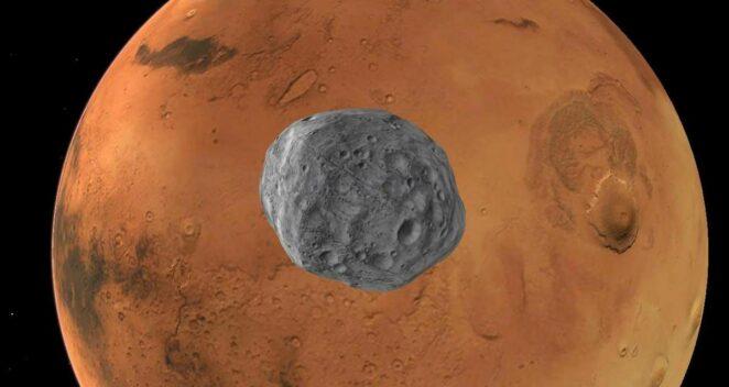 Mars Uydusu Phobos