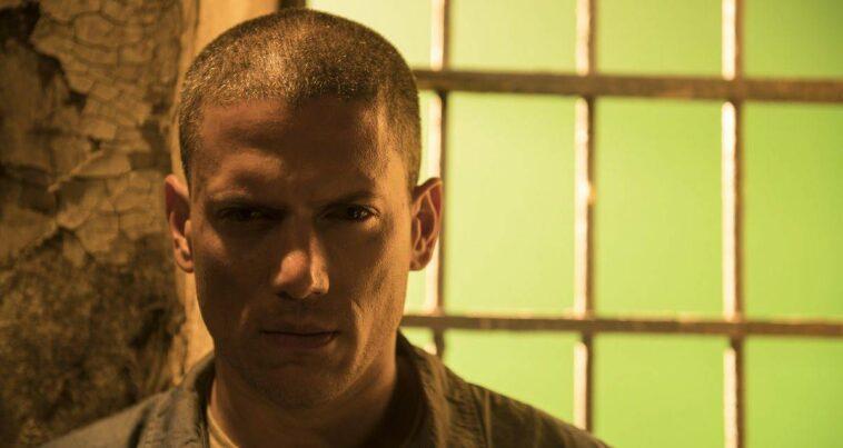 Prison Break 6. sezon Michael Scofield Wentworth Miller