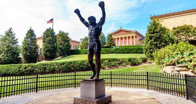 Rocky Balboa heykeli