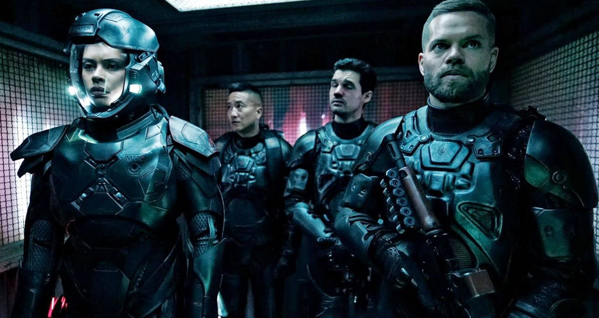 The Expanse 6 sezon final