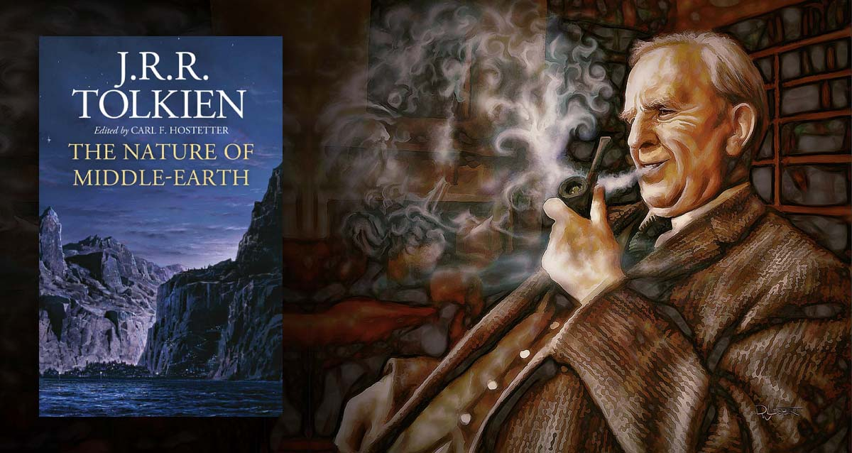 The Nature of Middle Earth - J.R.R. Tolkien
