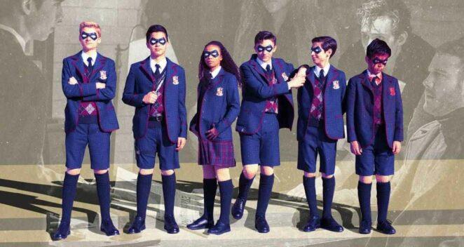 The Umbrella Academy 3. Sezon Netflix