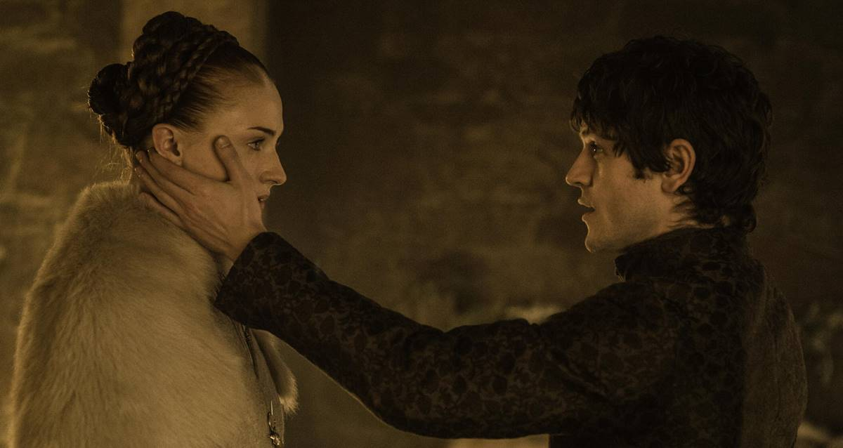 Game of Thrones Ramsay Bolton Sansa Stark