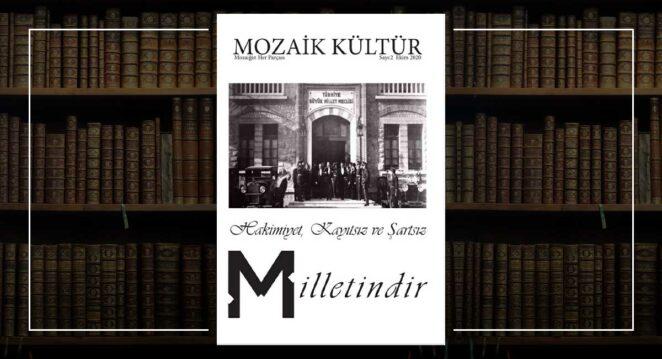 Mozaik Kültür Sayı 2